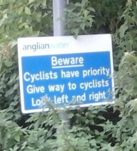 cycle-sign